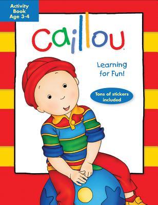 Caillou By Chouette Publishing (COR)/ Brignaud, Pierre (ILT)/ Sevigny, Eric (ILT)